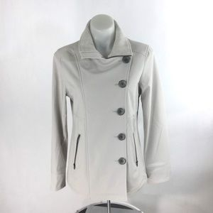Prana Martina Button Front Jacket Water Resistant